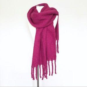✨🆕{Zara} Chunky Blanket Scarf